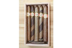 Five Cigar Gift Box (EMPTY)